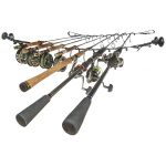Smith Creek Rod Rack