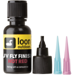 Loon UV Fly Finish - Hot Red